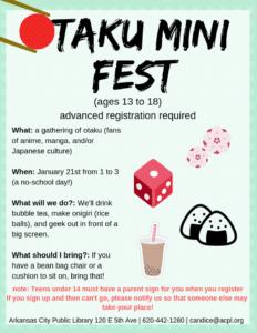 Otaku Mini Fest
